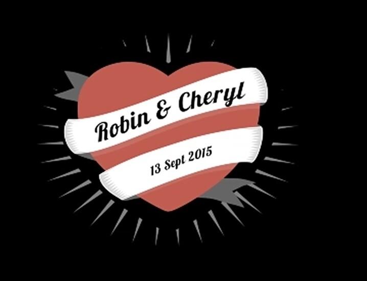 Robin & Cheryl actual day wedding Highlight Video