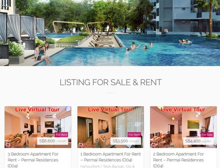Darren Teo Real Estate Listing