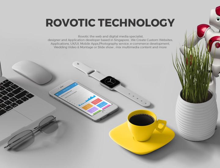 Rovotic.com,  The Web and Digital media Specialist