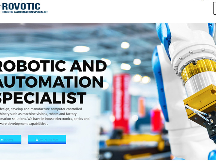 ROVOTIC ROBOTIC AND & AUTOMATION SPECIALIST