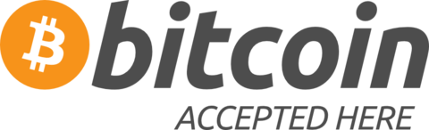 bitcoin payment is accepted here